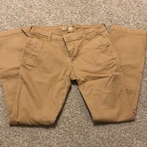 Old Navy Boot cut khaki pants